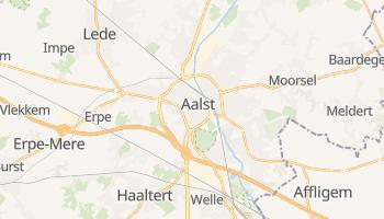 Mapa online de Aalst para viajantes