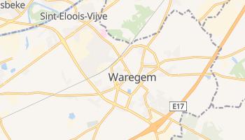 Mapa online de Waregem para viajantes