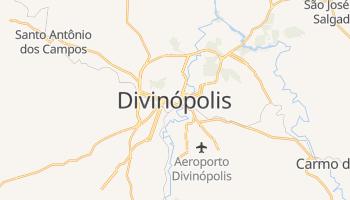 Mapa online de Divinópolis para viajantes