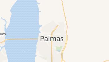 Mapa online de Palmas para viajantes
