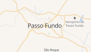 Mapa online de Passo Fundo para viajantes