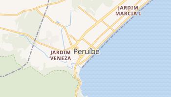 Mapa online de Peruíbe para viajantes