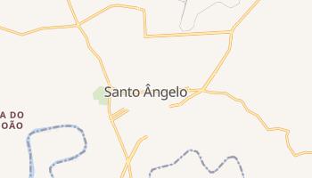 Mapa online de Santo Ângelo para viajantes