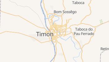 Mapa online de Teresina para viajantes