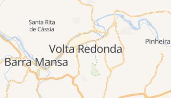 Mapa online de V Redonda para viajantes
