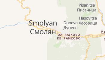 Mapa online de Smolyan para viajantes