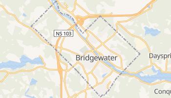 Mapa online de Bridgewater para viajantes