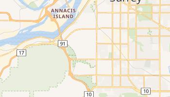 Mapa online de Delta para viajantes