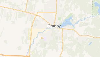 Mapa online de Granby para viajantes