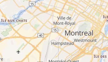 Mapa online de Saint-Laurent para viajantes