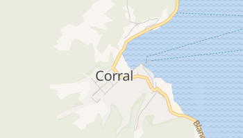 Mapa online de Curral para viajantes