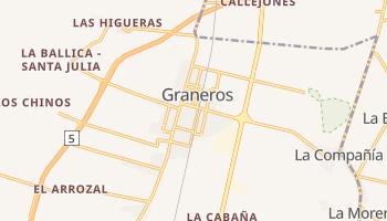 Mapa online de Graneros para viajantes