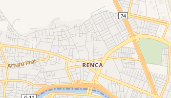 Mapa online de Renca para viajantes