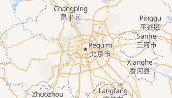 Mapa online de Pequim para viajantes