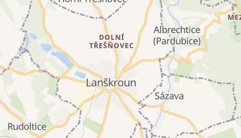 Mapa online de LAN para viajantes