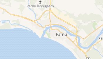 Mapa online de Pärnu para viajantes