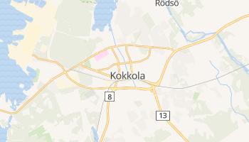 Mapa online de Kokkola para viajantes