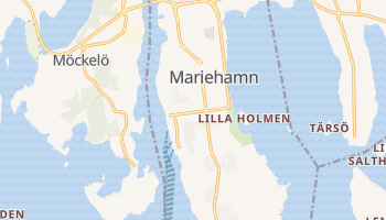 Mapa online de Mariehamn para viajantes