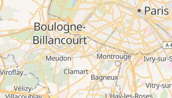 Mapa online de Issy-les-Moulineaux para viajantes