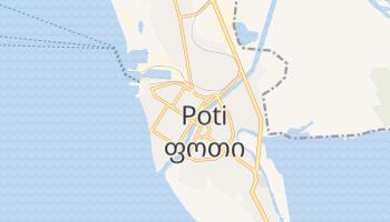 Mapa online de Poti para viajantes