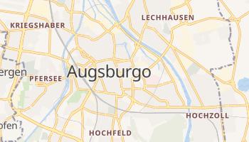 Mapa online de Augsburgo para viajantes