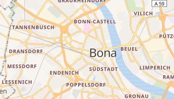 Mapa online de Bona para viajantes