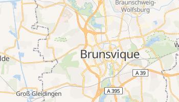Mapa online de Braunschweig para viajantes