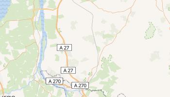 Mapa online de Bremen para viajantes
