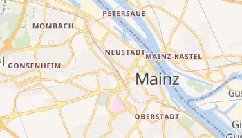 Mapa online de Mainz para viajantes