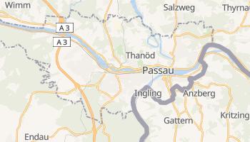 Mapa online de Passau para viajantes