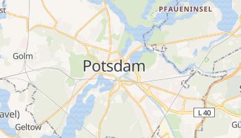 Mapa online de Potsdam para viajantes