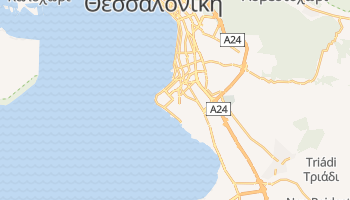 Mapa online de Kalamaria para viajantes