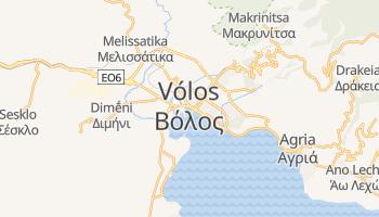 Mapa online de Vólos para viajantes