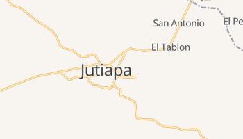 Mapa online de Jutiapa para viajantes
