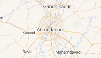 Mapa online de Ahmedabad para viajantes