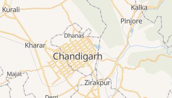 Mapa online de Chandigarh para viajantes