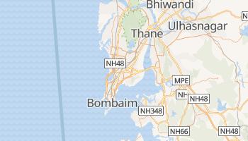 Mapa online de Mumbai para viajantes