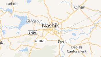 Mapa online de Nashik para viajantes