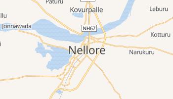 Mapa online de Nellore para viajantes