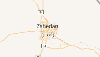 Mapa online de Zahedan para viajantes