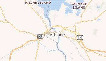 Mapa online de Athlone para viajantes