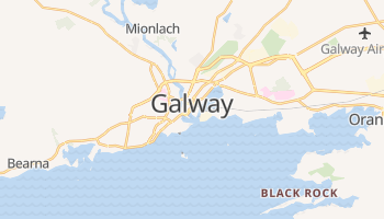 Mapa online de Galway para viajantes
