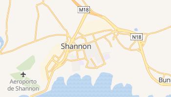 Mapa online de Shannon para viajantes