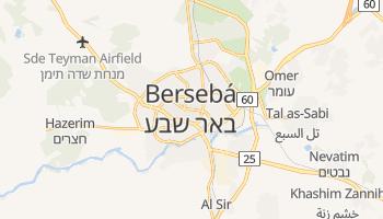 Mapa online de Bersebá para viajantes