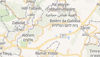 Mapa online de Belém para viajantes
