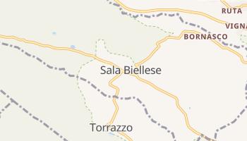 Mapa online de Sala Biellese para viajantes