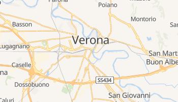 Mapa online de Verona para viajantes
