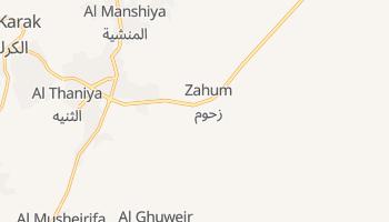 Mapa online de Karak para viajantes