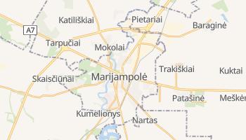 Mapa online de Marijampolė para viajantes