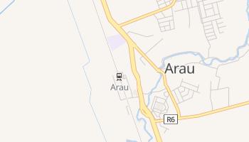 Mapa online de Arau para viajantes